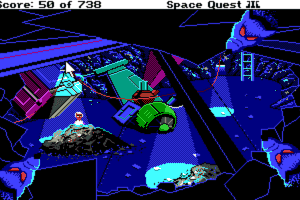 Space Quest III: The Pirates of Pestulon 6