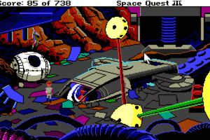 Space Quest III: The Pirates of Pestulon 8