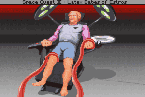 Space Quest IV: Roger Wilco and the Time Rippers 12