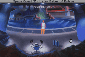 Space Quest IV: Roger Wilco and the Time Rippers 13