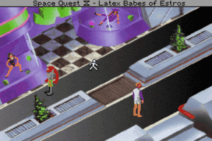 Space Quest IV: Roger Wilco and the Time Rippers 14
