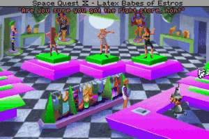Space Quest IV: Roger Wilco and the Time Rippers 16