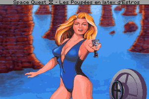 Space Quest IV: Roger Wilco and the Time Rippers 17