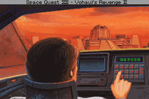 Space Quest IV: Roger Wilco and the Time Rippers 21