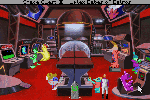 Space Quest IV: Roger Wilco and the Time Rippers 22