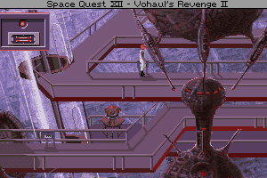 Space Quest IV: Roger Wilco and the Time Rippers 25