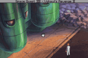 Space Quest IV: Roger Wilco and the Time Rippers 4