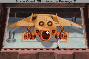 Space Quest IV: Roger Wilco and the Time Rippers 7