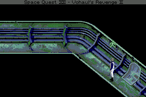 Space Quest IV: Roger Wilco and the Time Rippers 0