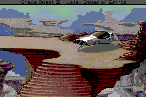 Space Quest IV: Roger Wilco and the Time Rippers 9