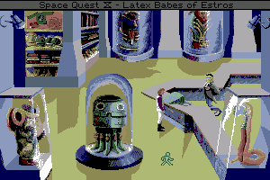 Space Quest IV: Roger Wilco and the Time Rippers 15