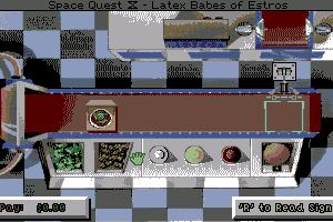 Space Quest IV: Roger Wilco and the Time Rippers 18