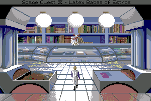 Space Quest IV: Roger Wilco and the Time Rippers 20