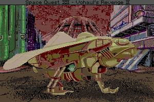 Space Quest IV: Roger Wilco and the Time Rippers 2