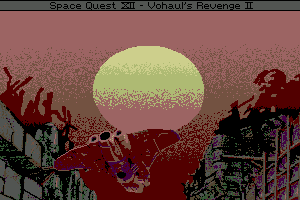 Space Quest IV: Roger Wilco and the Time Rippers 3
