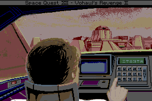 Space Quest IV: Roger Wilco and the Time Rippers 8