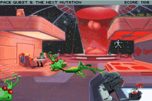 Space Quest V: The Next Mutation 11