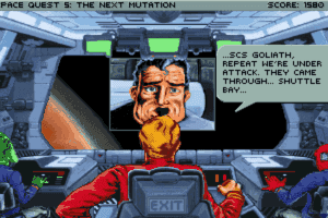 Space Quest V: The Next Mutation 13