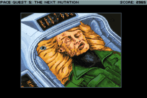 Space Quest V: The Next Mutation 15