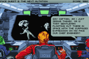 Space Quest V: The Next Mutation 17