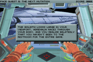 Space Quest V: The Next Mutation 18