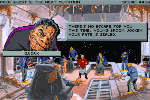 Space Quest V: The Next Mutation abandonware