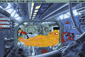 Space Quest V: The Next Mutation 21