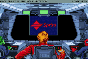 Space Quest V: The Next Mutation 24