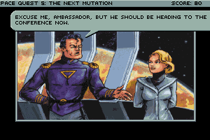 Space Quest V: The Next Mutation 30