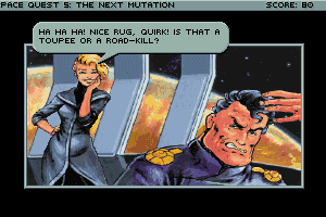Space Quest V: The Next Mutation 31
