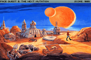 Space Quest V: The Next Mutation 32