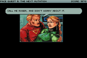 Space Quest V: The Next Mutation 34
