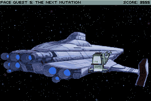 Space Quest V: The Next Mutation 36