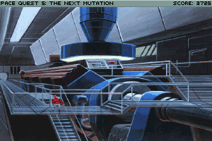 Space Quest V: The Next Mutation 37