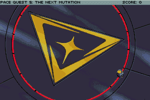 Space Quest V: The Next Mutation 3