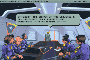 Space Quest V: The Next Mutation 4