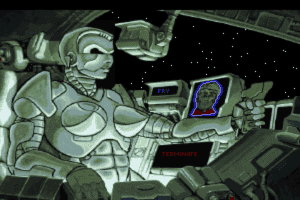 Space Quest V: The Next Mutation 5