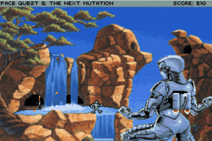 Space Quest V: The Next Mutation 8