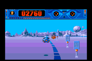 Space Racer 2