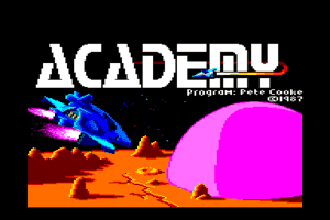 Space School Simulator: The Academy 0