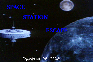 Space Station Escape 0