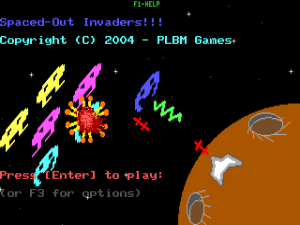 Spaced-Out Invaders 0