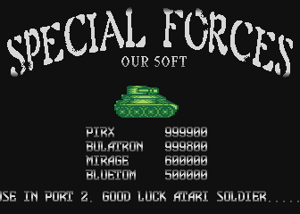 Special Forces: Operation Blood II 8