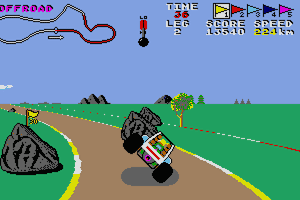 Speed Buggy abandonware