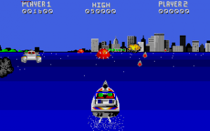 Speedboat Assassins abandonware