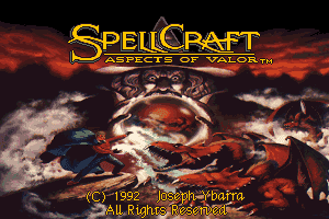 SpellCraft: Aspects of Valor 0