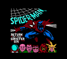 Spider-Man: Return of the Sinister Six 0