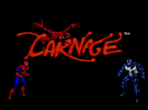 Spider-Man / Venom: Maximum Carnage 1