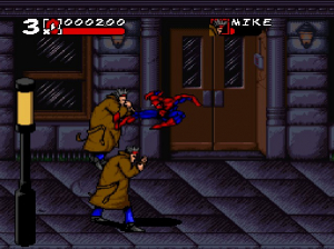 Spider-Man / Venom: Maximum Carnage abandonware