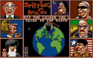Spitting Image: The Computer Game abandonware